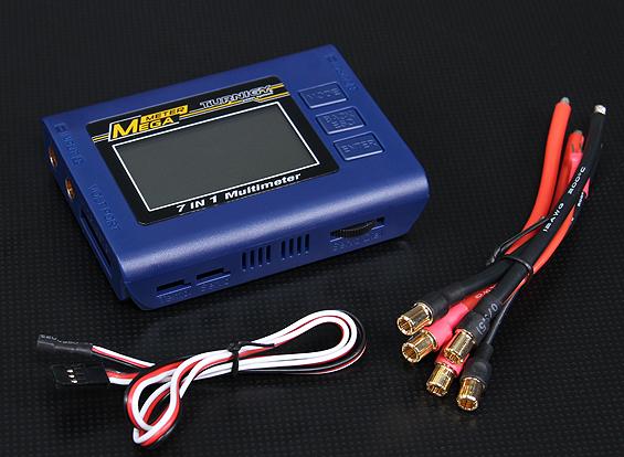 7in1 Mega Meter Battery Checker/Watt Meter/Servo Tester