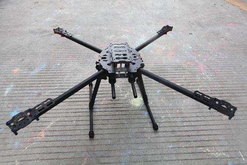 Tarot Iron Man 650 - Foldable 3K carbon CNC Quad copter Quadcopter Frame